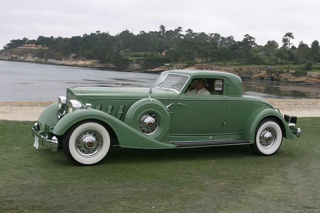 1934 Packard Dietrich Information And Photos Momentcar