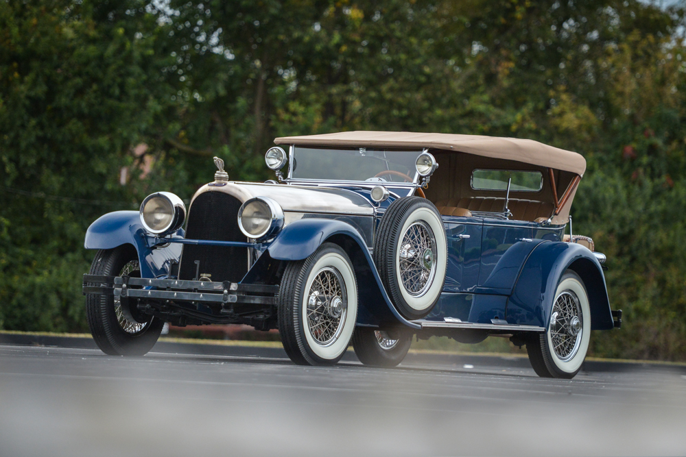 1926 Packard Eight Information And Photos Momentcar