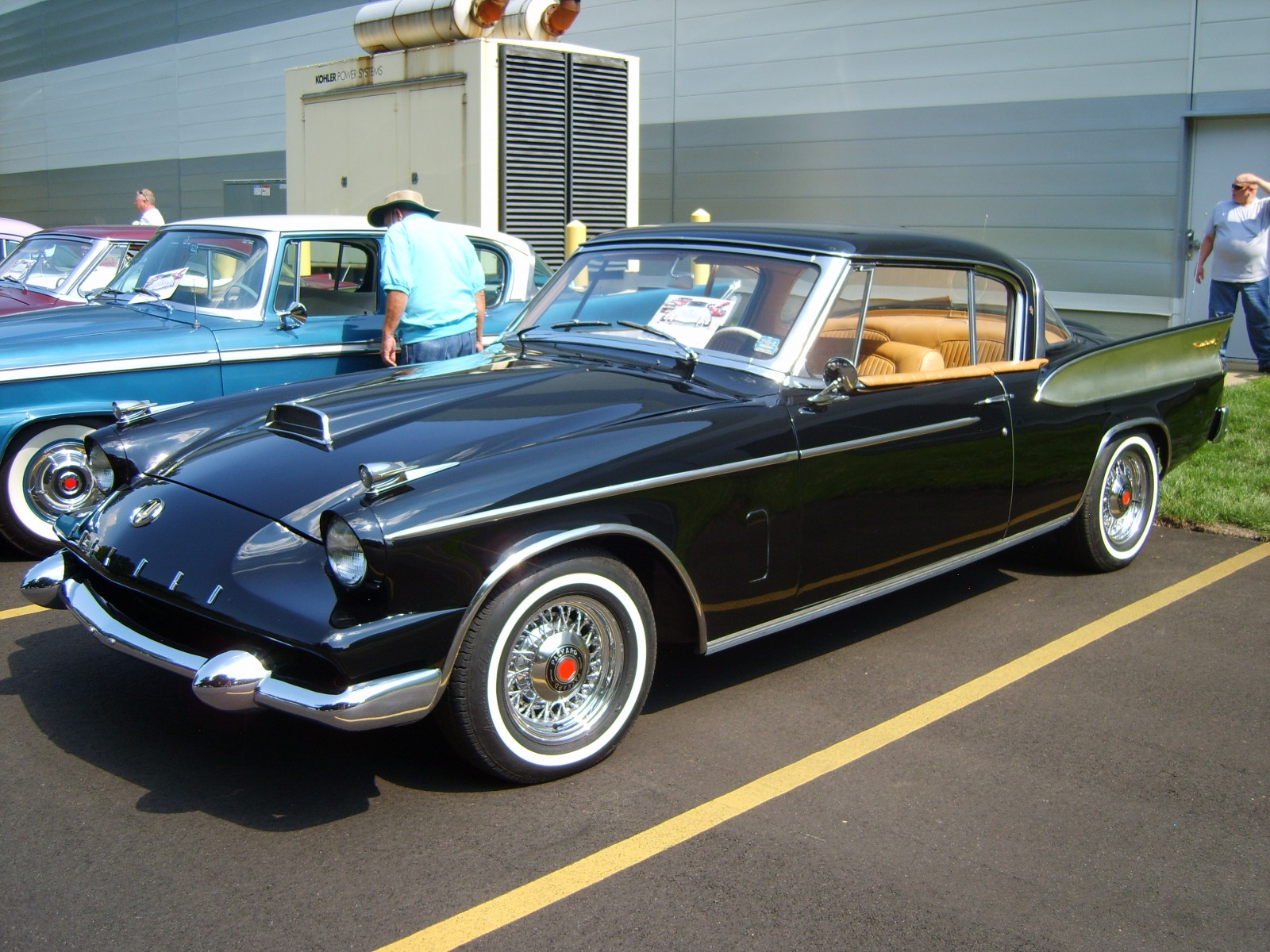Packard Hawk 1958 #13
