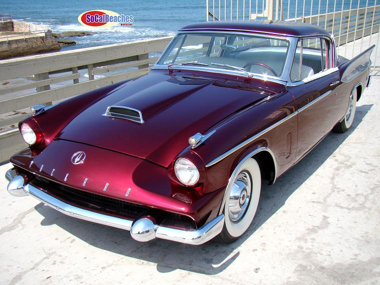 Packard Hawk 1958 #4