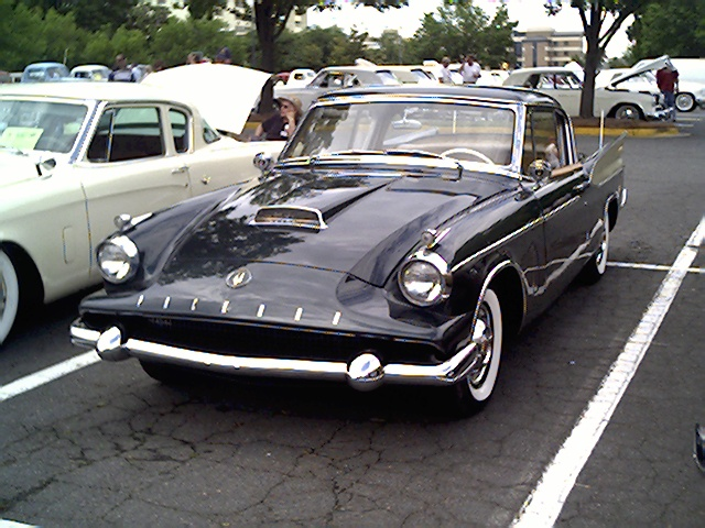 Packard Hawk 1958 #7