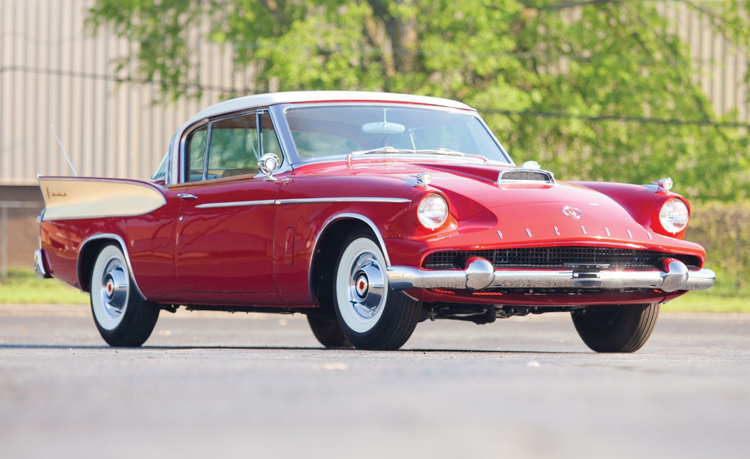Packard Hawk 1958 #8