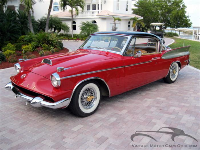 Packard Hawk 1958 #9