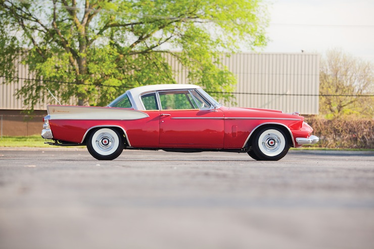 Packard Hawk 1958 #10