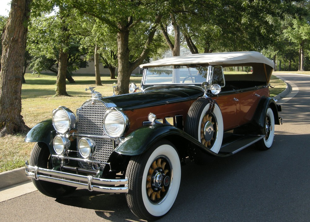 Packard Model S Information And Photos Momentcar