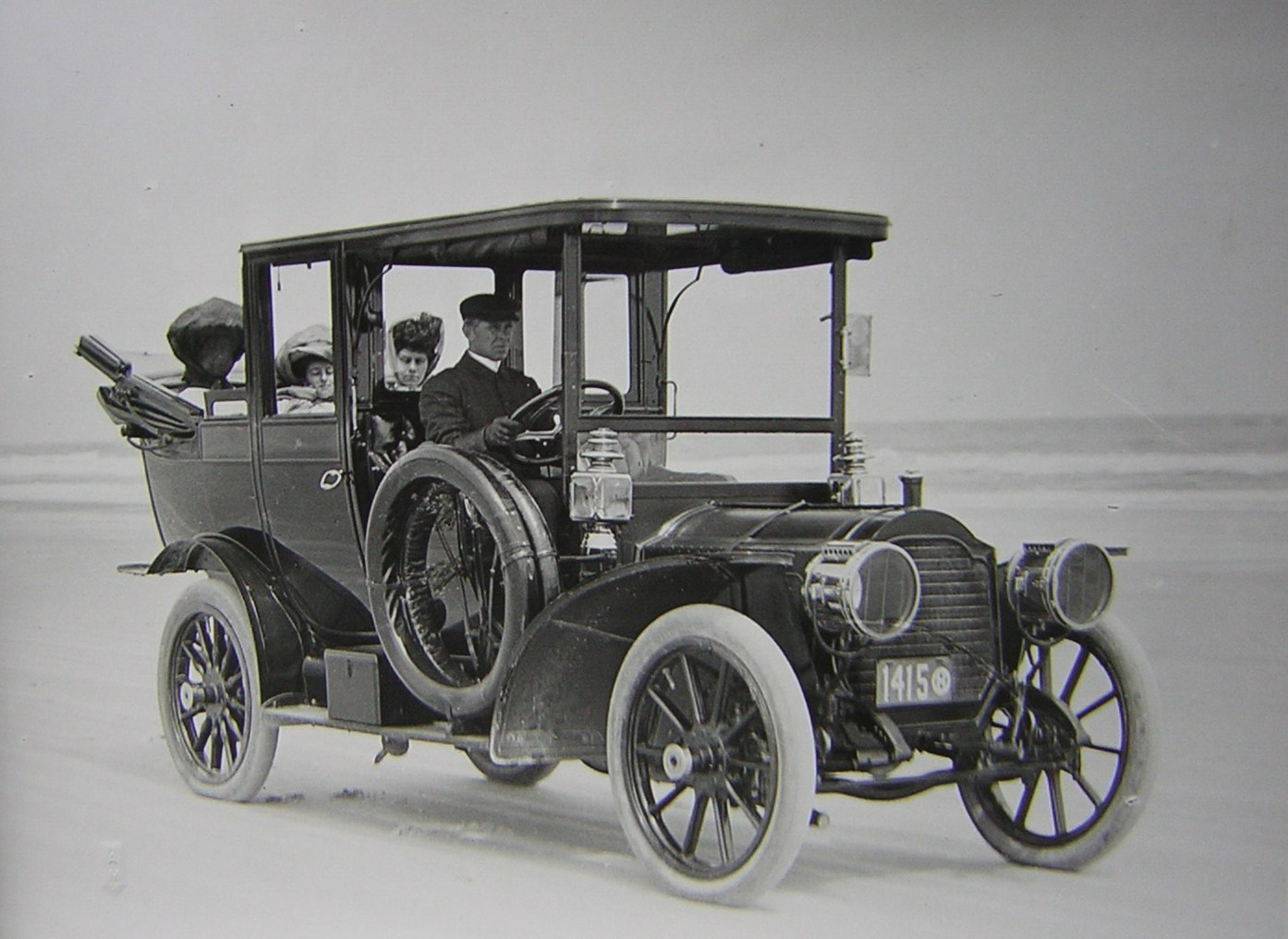 Packard Model UA 1908 #3