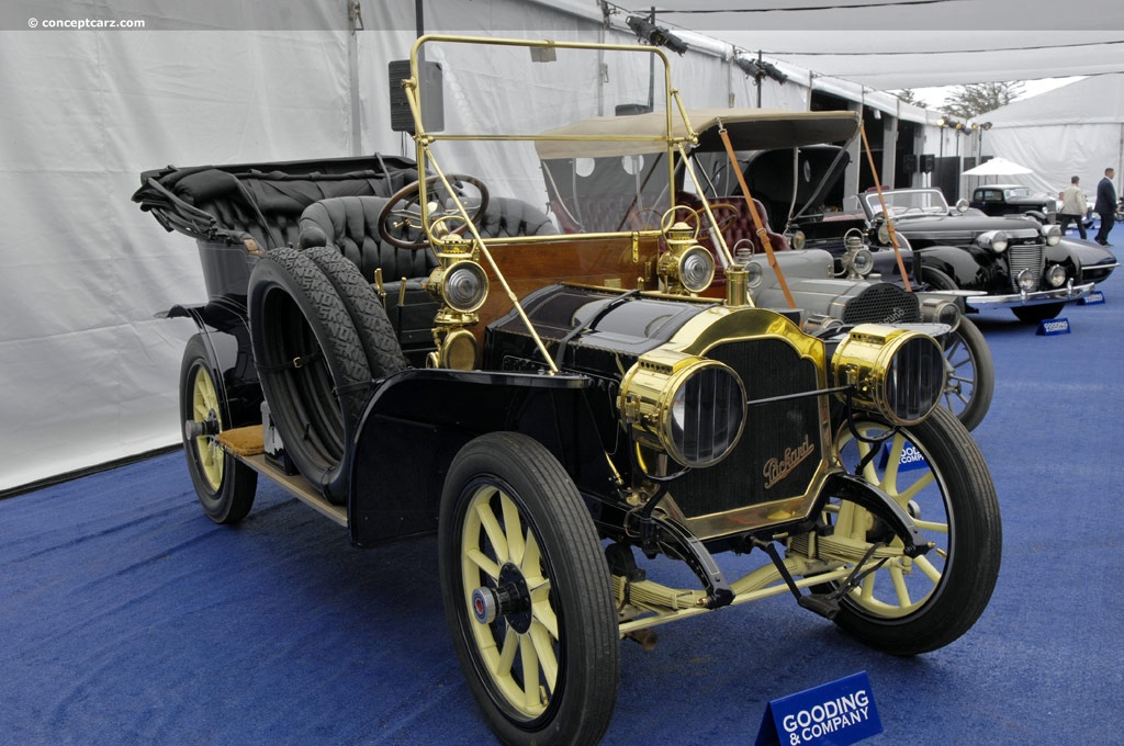 Packard Model UA 1908 #6