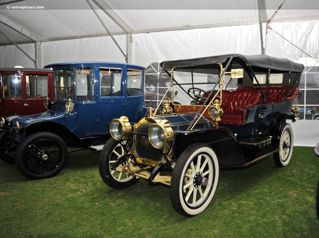 Packard Model UA 1908 #7