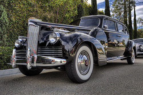 Packard Super Eight 1942 #14