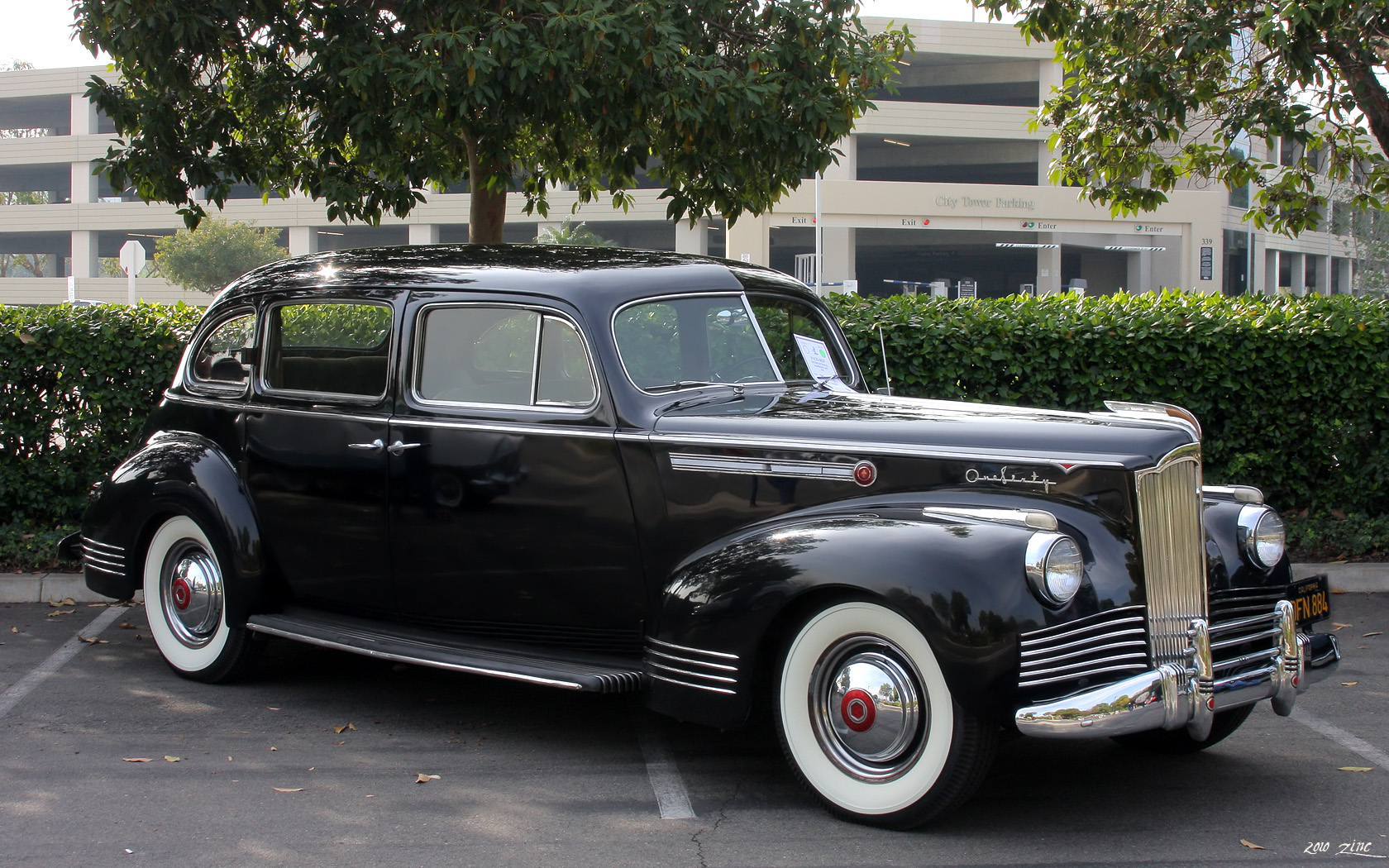Packard Super Eight 1942 #9