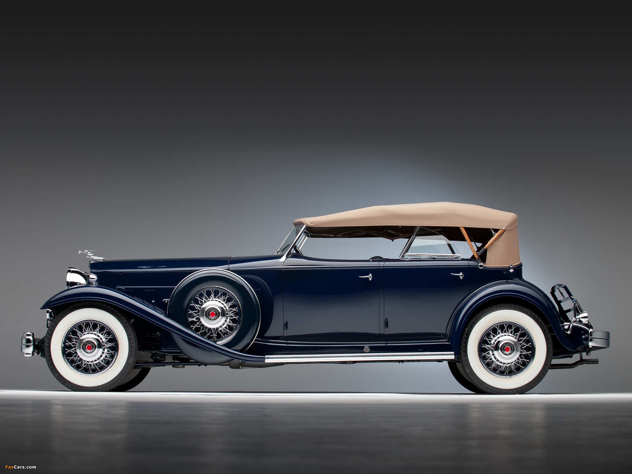 Packard Twin Six Information And Photos Momentcar