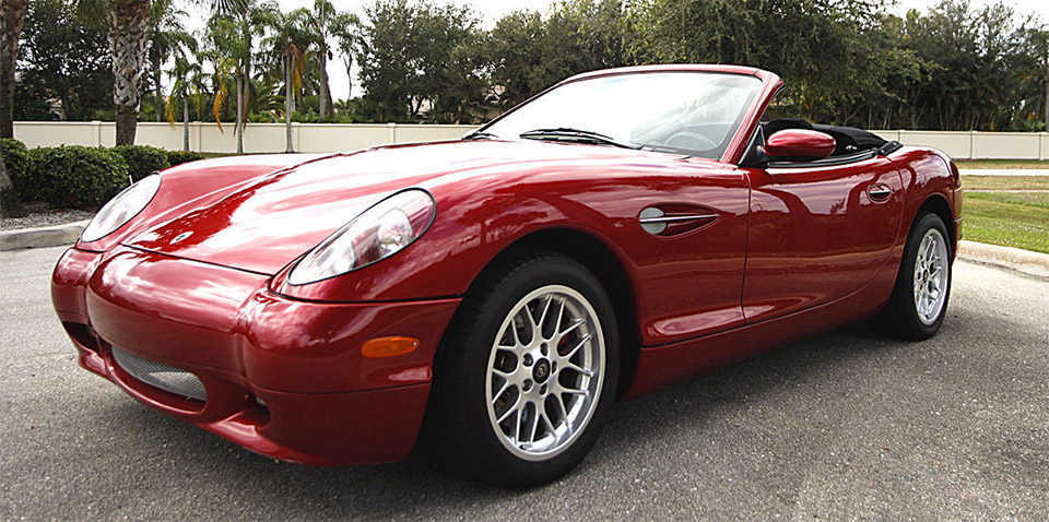 Panoz 2002 Esperante - Retro or Rather Classic? #4
