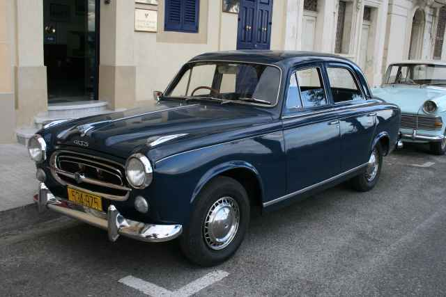 1960 peugeot 403 - information and photos - momentcar