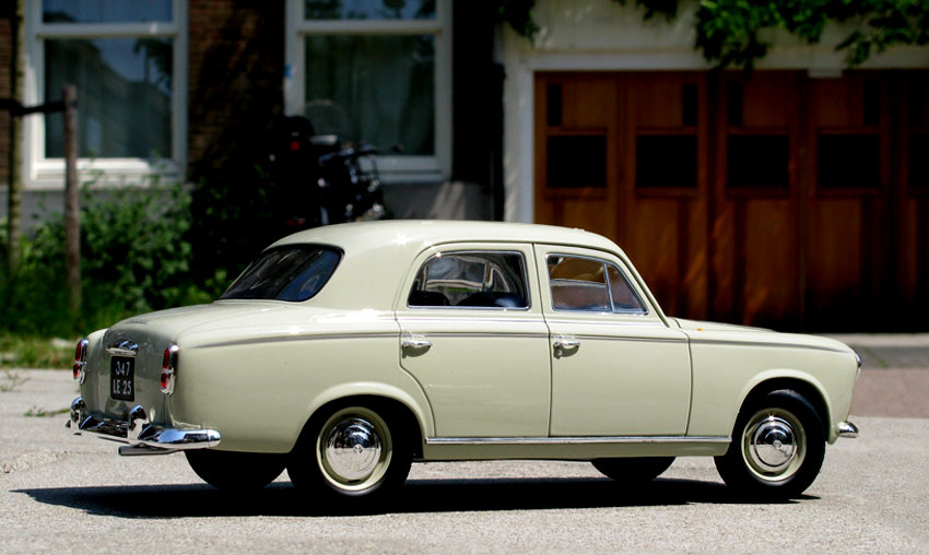 1963 Peugeot 403 - Information and photos - MOMENTcar
