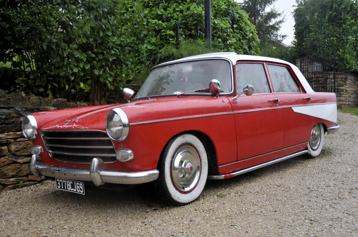 Peugeot 404 Information And Photos Momentcar