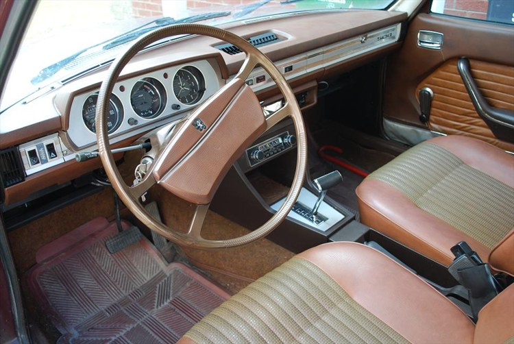 1974 Peugeot 504 Information And Photos Momentcar