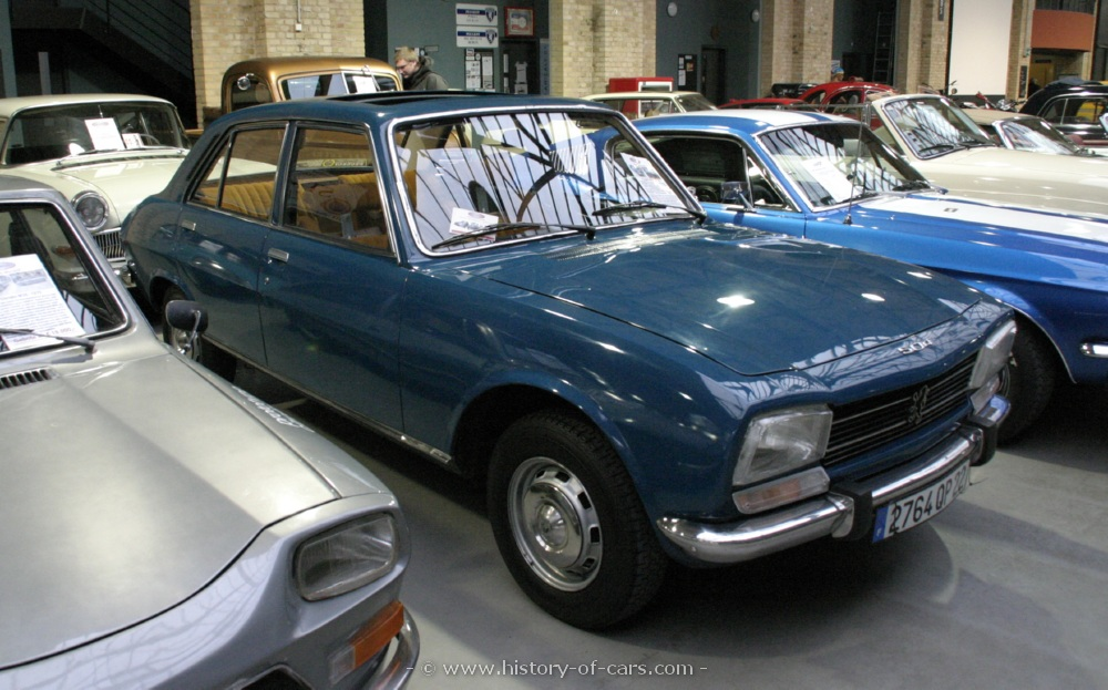 1979 peugeot 504 - information and photos - momentcar