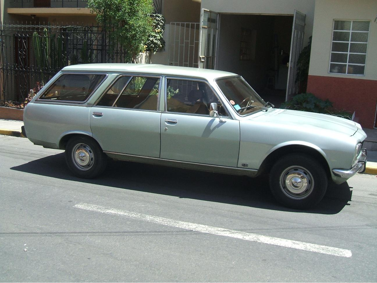 1981 Peugeot 504 Information And Photos Momentcar
