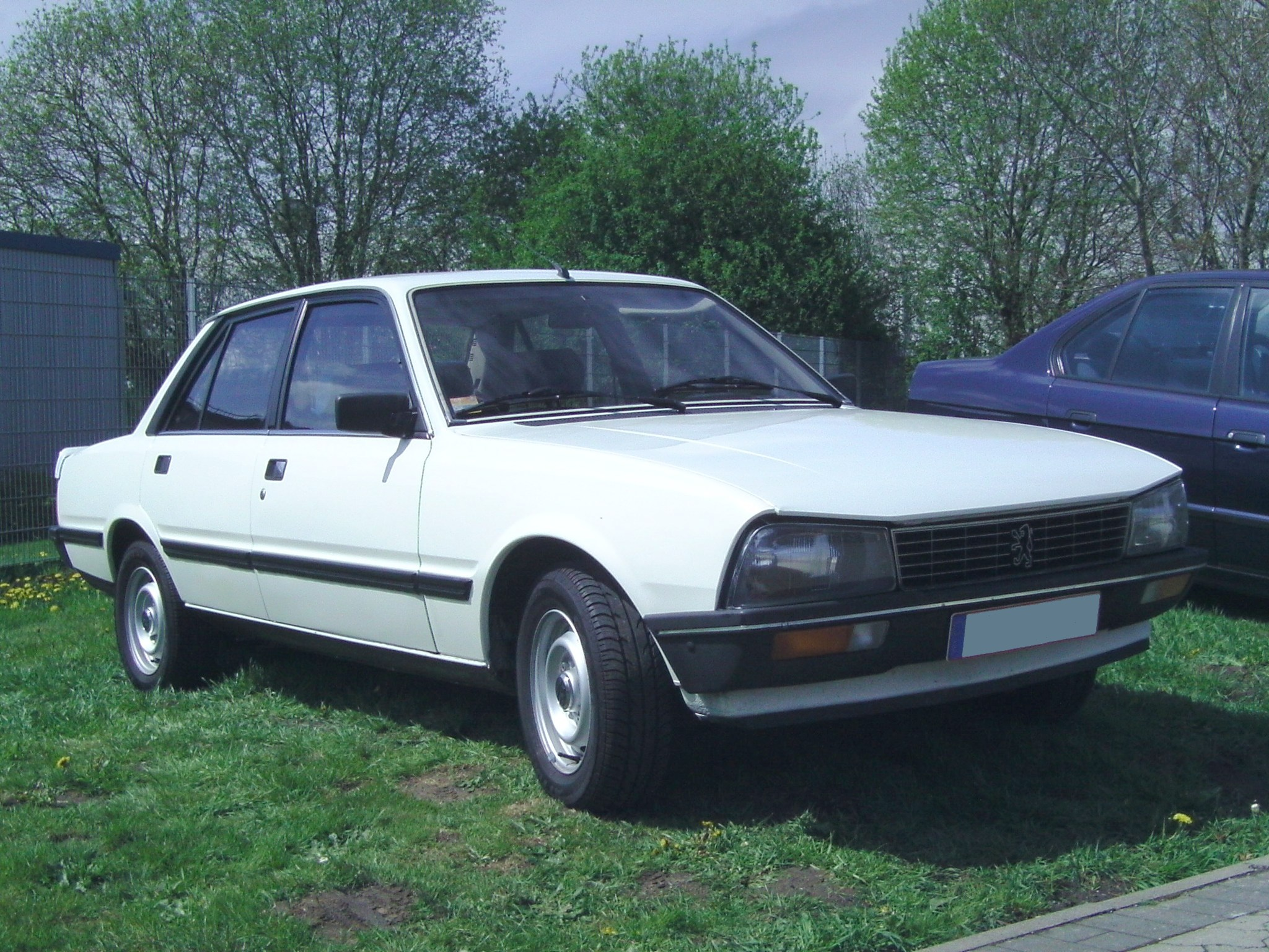 1c3b37904beff Peugeot 505 - Information and photos - MOMENTcar