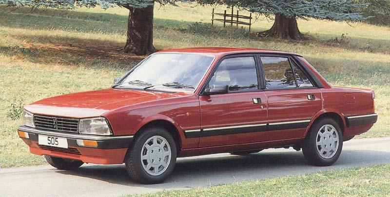 Peugeot 505 Information And Photos Momentcar