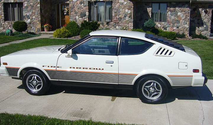 1978 Plymouth Arrow Information And Photos Momentcar