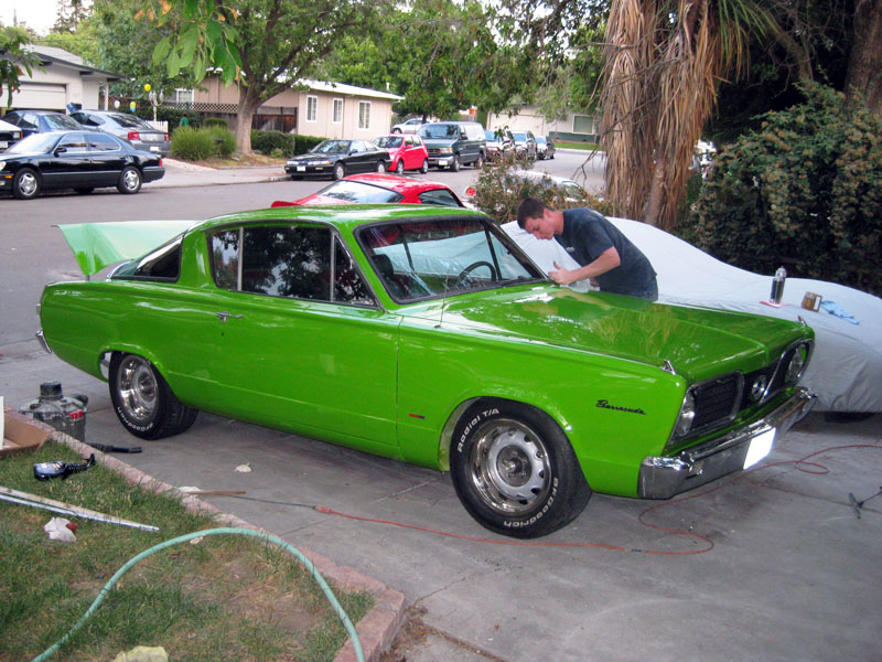 PLYMOUTH BARRACUDA - 181px Image #14