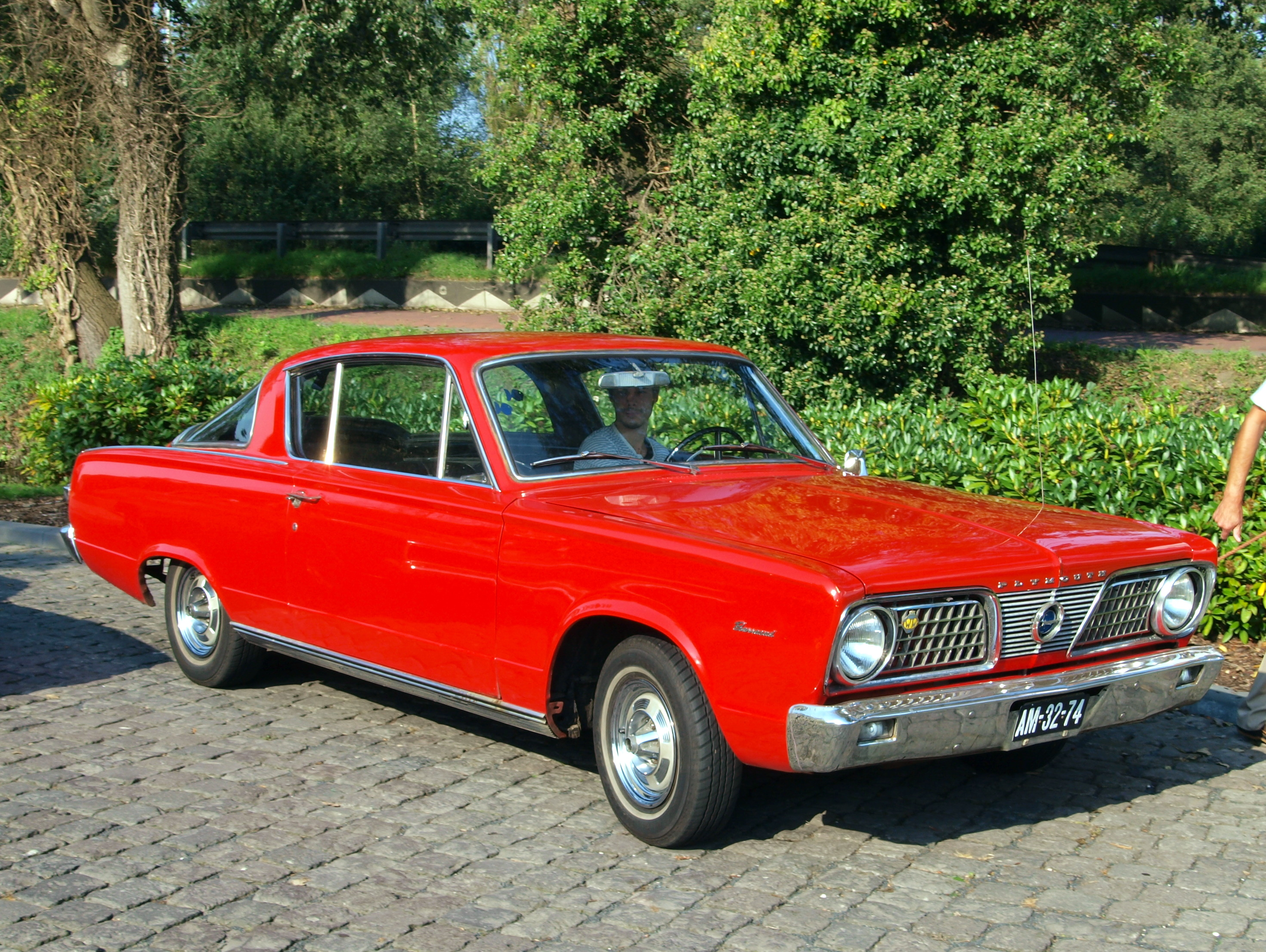 1966 Plymouth Barracuda Information And Photos Momentcar