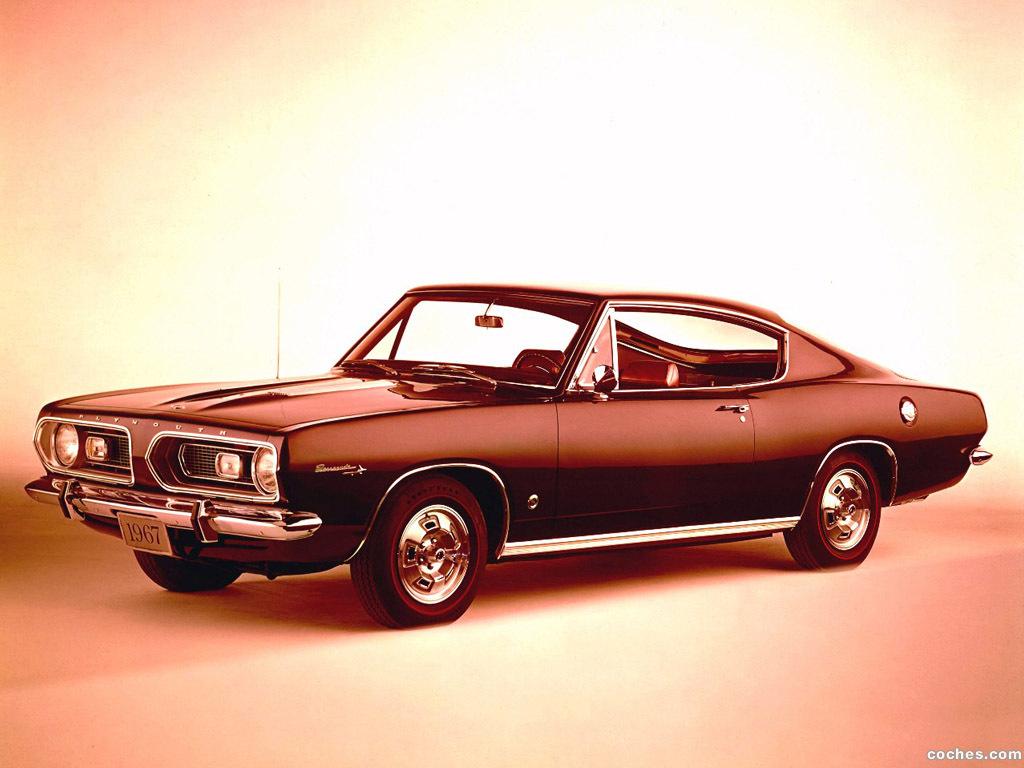 1967 Plymouth Barracuda Information And Photos Momentcar