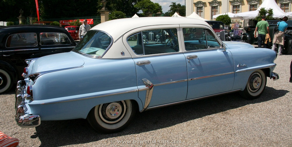 1954 Plymouth Belvedere Information And Photos Momentcar