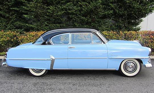 Bmw Of Concord >> 1954 Plymouth Belvedere - Information and photos - MOMENTcar