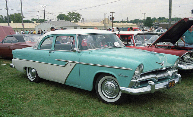 1955 plymouth belvedere information and photos momentcar for 1955 plymouth belvedere 4 door sedan