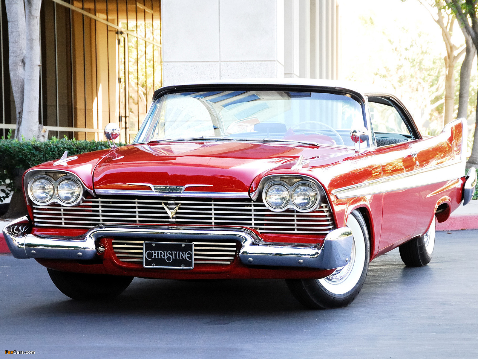 1957 Plymouth Fury Christine For Sale >> 1958 Plymouth Belvedere - Information and photos - MOMENTcar