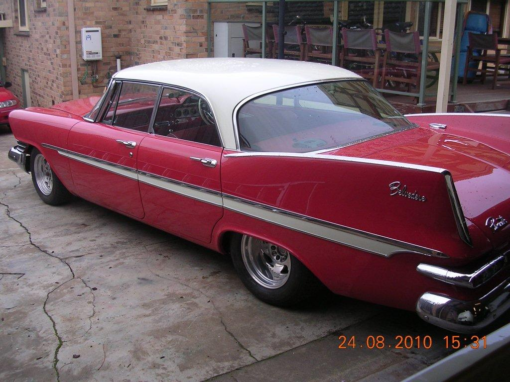 1959 Plymouth Belvedere Information And Photos Momentcar