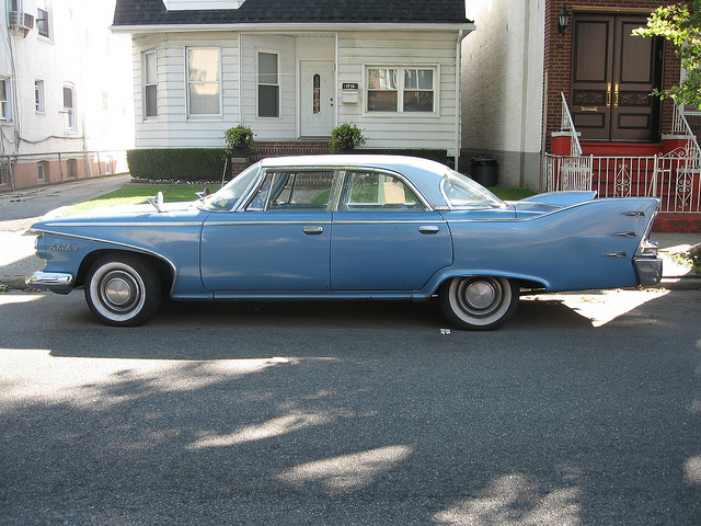 1960 Plymouth Belvedere - Information and photos - MOMENTcar