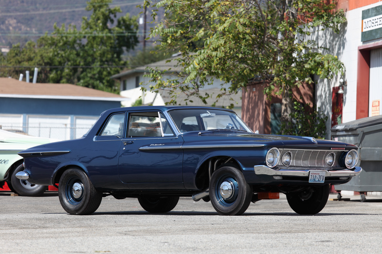 1962 Plymouth Belvedere Information And Photos Momentcar