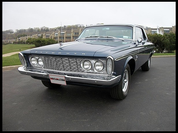 1963 Plymouth Belvedere Information And Photos Momentcar