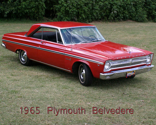 1965 Plymouth Belvedere Information And Photos Momentcar