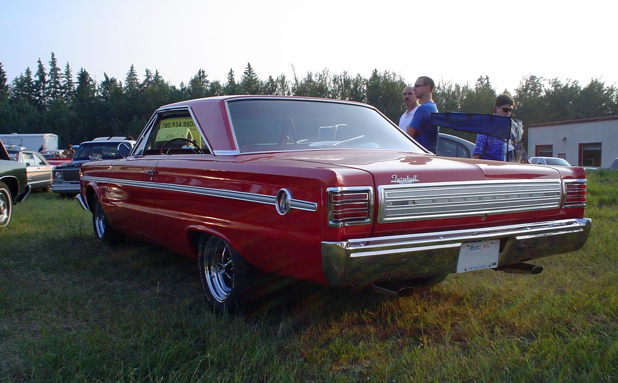 1966 Plymouth Belvedere Information And Photos Momentcar