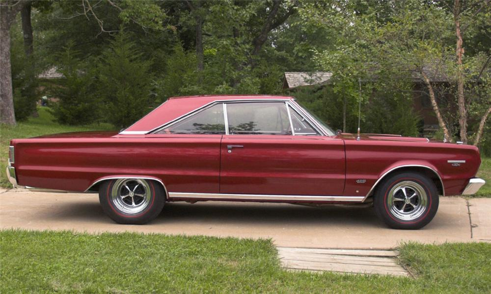 1967 Plymouth Belvedere Information And Photos Momentcar