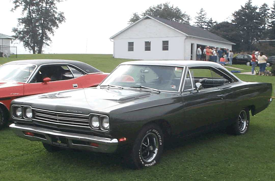 1969 Plymouth Belvedere Information And Photos Momentcar