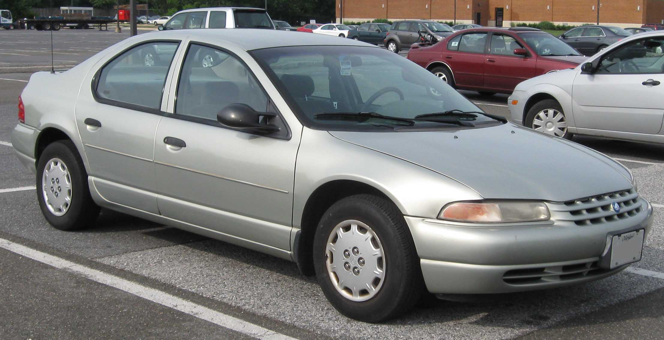 1996 Plymouth Breeze Information And Photos Momentcar