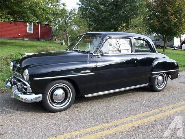 1951 Plymouth Cambridge Information And Photos Momentcar