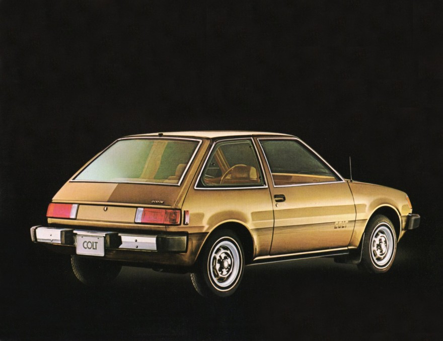 1984 Plymouth Colt Information And Photos Momentcar
