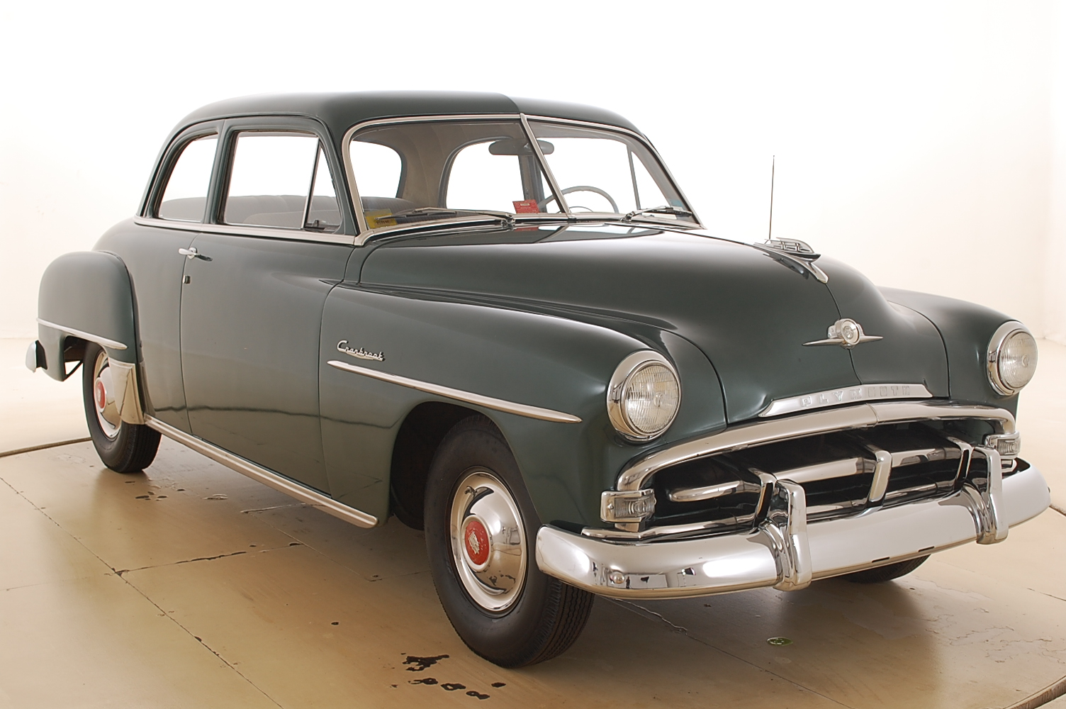 1952 Plymouth Cranbrook Information And Photos Momentcar