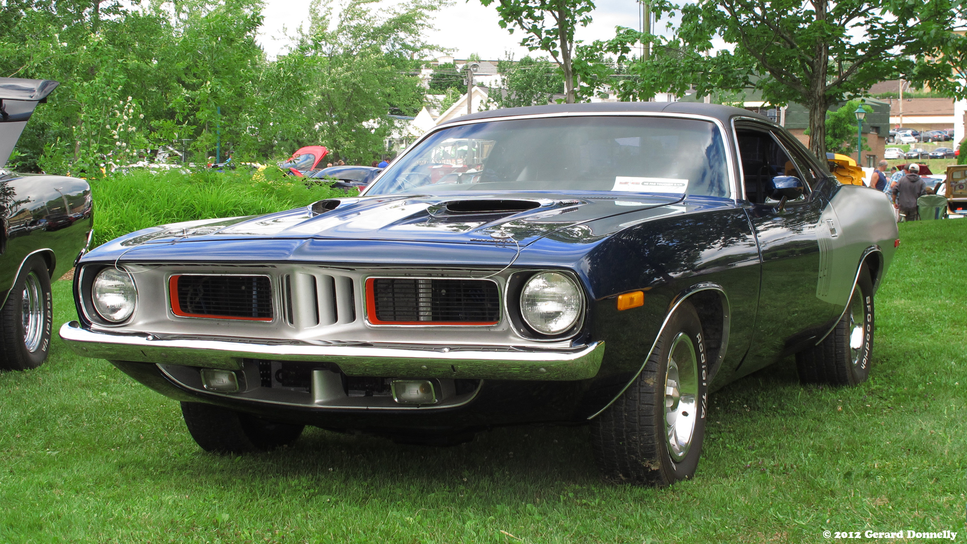 1974 Plymouth Cuda Information And Photos Momentcar