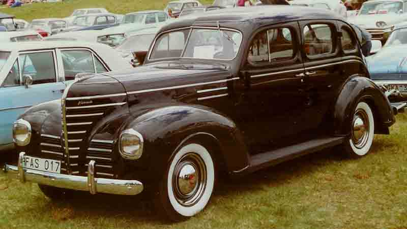 1939 Plymouth Deluxe Information And Photos Momentcar