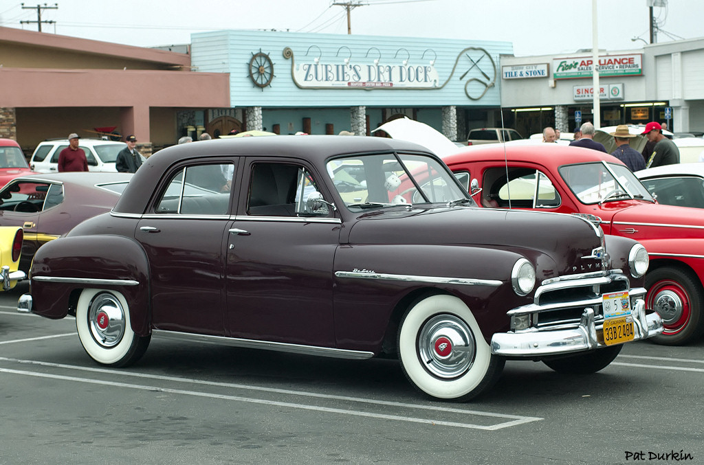 1950 Plymouth Deluxe Information And Photos Momentcar