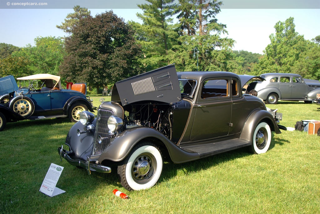 1934 Plymouth DeLuxe PE - Information and photos - MOMENTcar