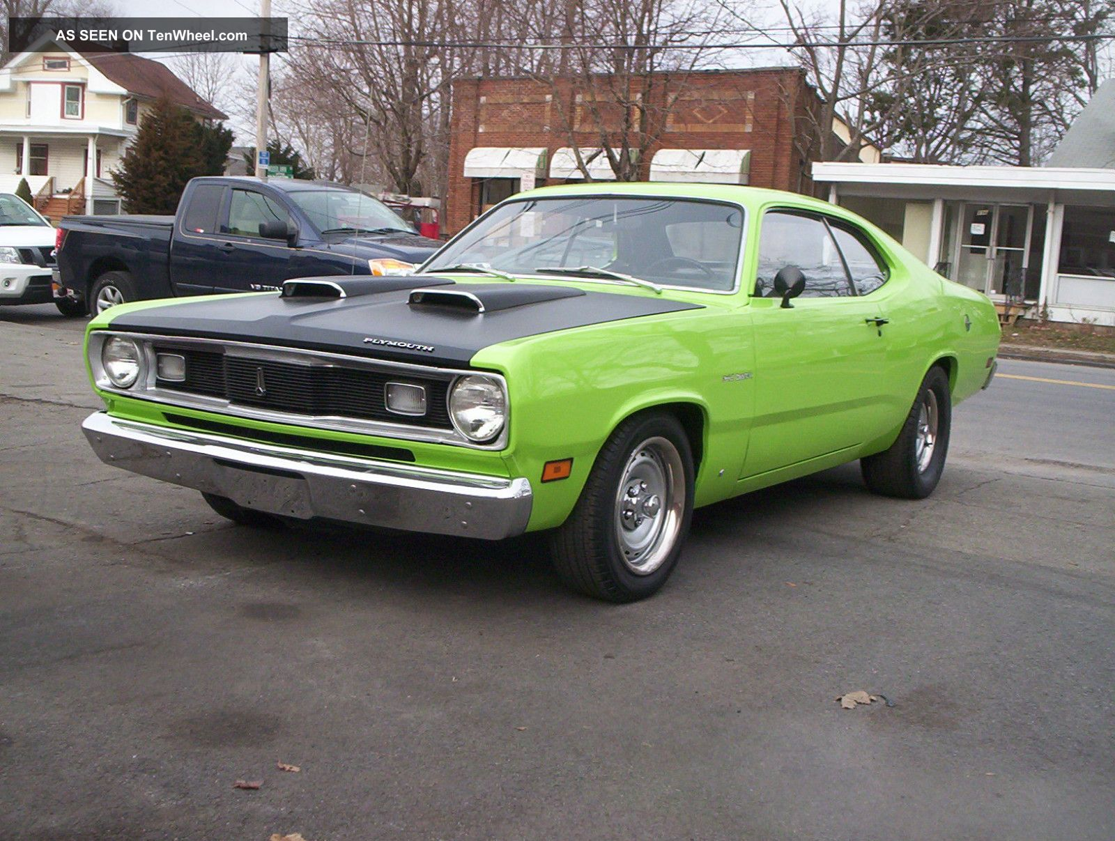 1970 plymouth duster information and photos momentcar. Black Bedroom Furniture Sets. Home Design Ideas