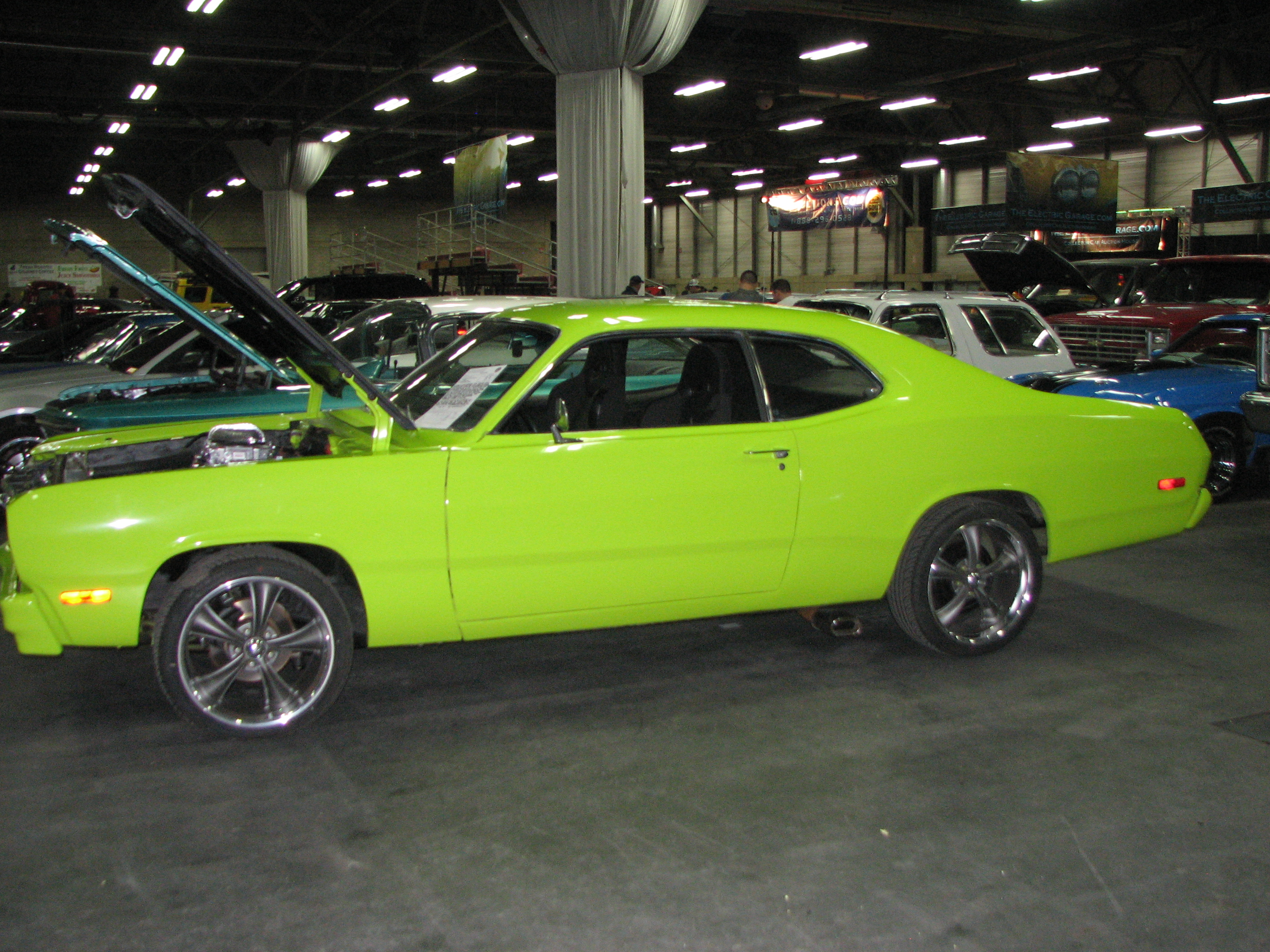 1973 plymouth duster information and photos momentcar. Black Bedroom Furniture Sets. Home Design Ideas